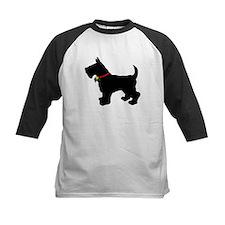 Scottish Terrier Silhouette Tee