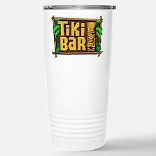 Tiki Bar Stainless Steel Travel Mug