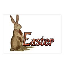 Easter Design Postcards (Package of 8)