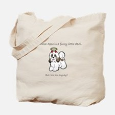 Devil Lhasa Tote Bag