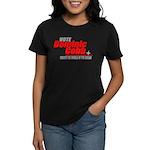Vote Cobb Women's Dark T-Shirt