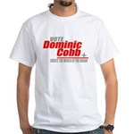 Vote Cobb White T-Shirt