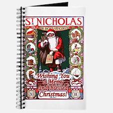 Cute Nicholas Journal