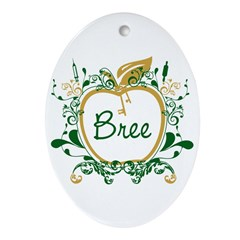 Desperate Housewives Ornament (Oval)