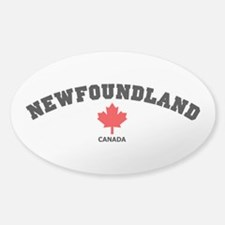 Newfoundland Decal