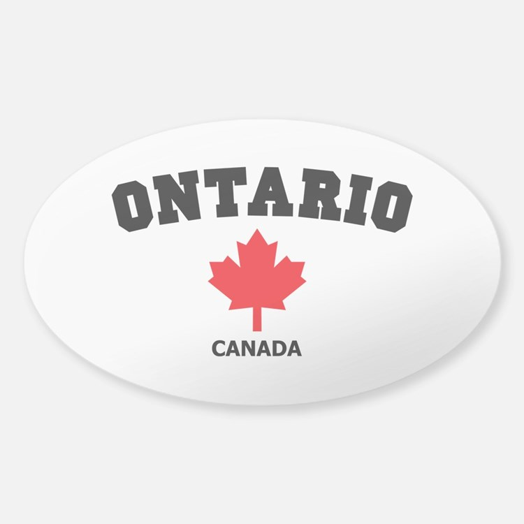 Ontario Decal