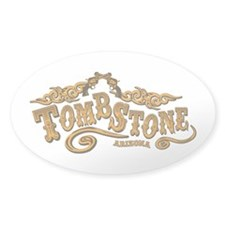 Tombstone Saloon Decal