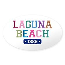 Laguna Beach 1889 Decal