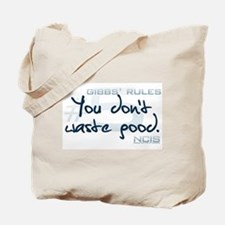 Gibbs' Rules #5 - You Don't Waste Good Tote Bag