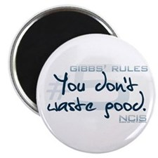 "Gibbs' Rules #5 - You Don't Waste Good 2.25"" Magne"