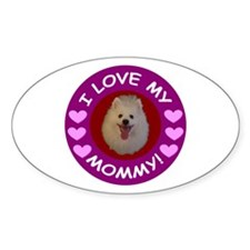 American Eskimo Dog Decal