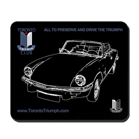 the toronto triumph club all to preserve and drive | dolce