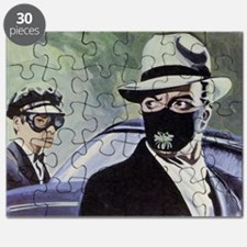 $14.99 Radio's Green Hornet Puzzle