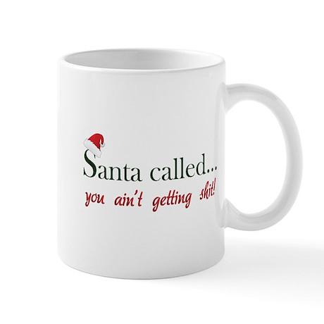 Funny Christmas Coffee Mugs   Funny Christmas Travel Mugs - CafePress