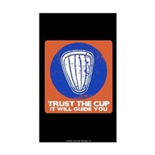 Blue Mountain State Captain's Cup Decal