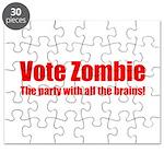 Vote Zombie Puzzle