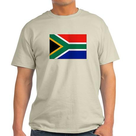 South Africa Flag Light T-Shirt