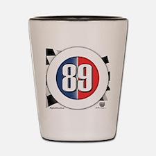 89 Car Logo Shot Glass