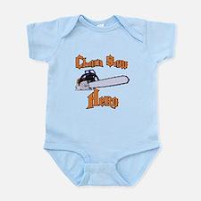 Chain Saw Hero Chainsaw Infant Bodysuit