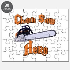 Chain Saw Hero Chainsaw Puzzle