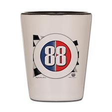 Car Logo 88 Shot Glass