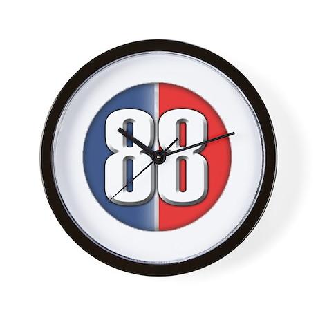 Car Logo 88 Wall Clock