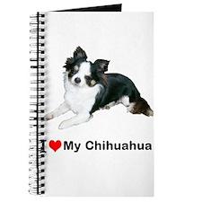 Chihuahua-I Love My Chihuahua Journal