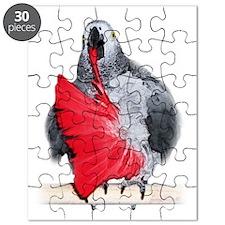african grey Puzzle
