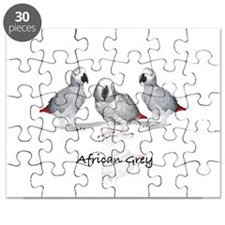 african grey parrot Puzzle