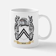 Aish Family Crest - Aish Coat of Arms Mugs