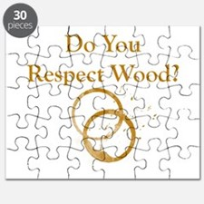 Do You Respect Wood Puzzle