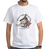 American flag these colors dont run Mens Classic White T-Shirts