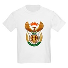 South Africa Coat of Arms Crest T-Shirt
