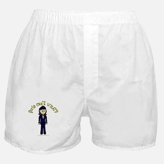 Light Airline Pilot Boxer Shorts