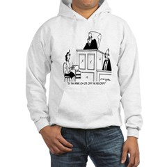 Is This Bribe Off The Record? Hoodie
