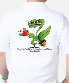 Orgel's Orchids T-Shirt