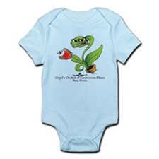 Orgel's Orchids Infant Bodysuit