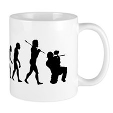 Paintball Evolution Mug