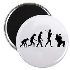Paintball Evolution Magnet