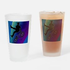 Cute Tricks Drinking Glass