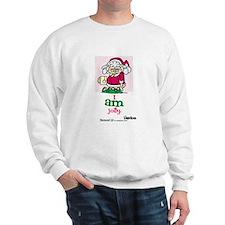 I AM Jolly Sweatshirt