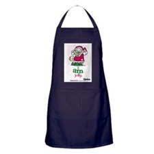 I AM Jolly Apron (dark)