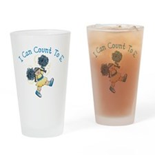 I can Count to E Drinking Glass