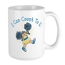 I can Count to E Mug