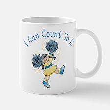 I can Count to E Mug