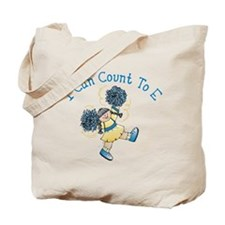 I can Count to E Tote Bag