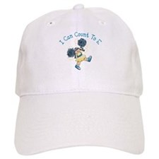 I can Count to E Baseball Cap