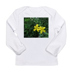 .a story of two. Long Sleeve Infant T-Shirt