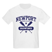 Newport Rhode Island Rowing T-Shirt