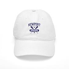 Newport Rhode Island Rowing Baseball Cap